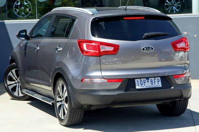 2012 Kia Sportage Platinum SL MY12 4X4 On Demand Grey