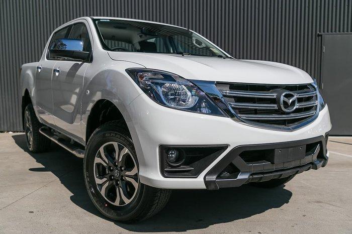 2019 Mazda BT-50 XTR