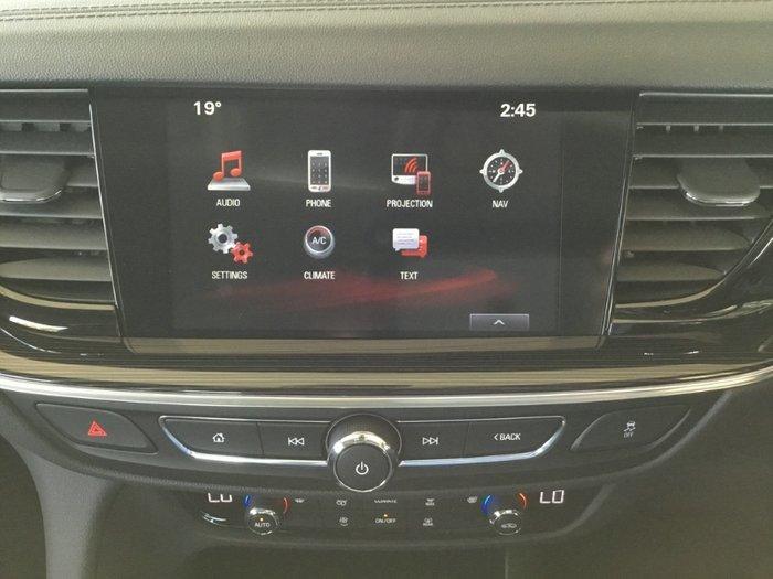 2018 Holden Calais ZB MY18 MINERAL BLACK