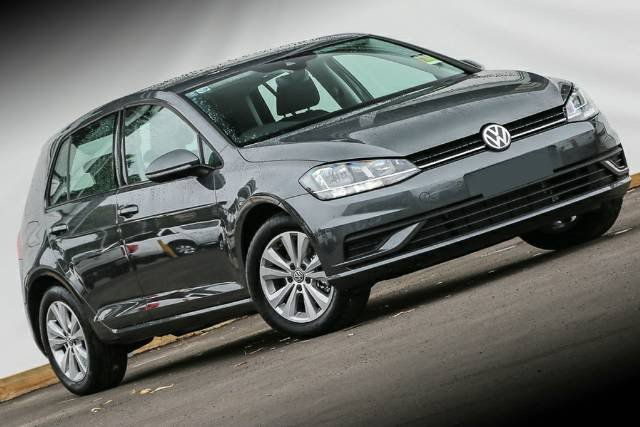 2019 Volkswagen Golf 110TSI Trendline 7.5 MY20 INDIUM GREY