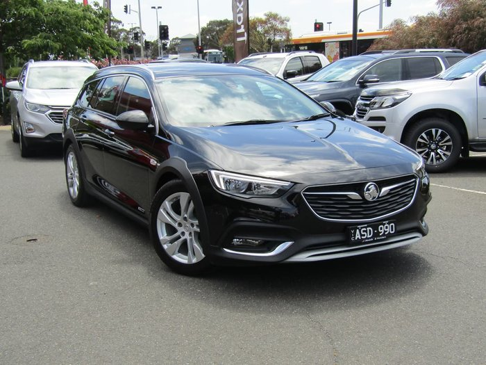 2018 Holden Calais ZB MY18 4X4 On Demand Black