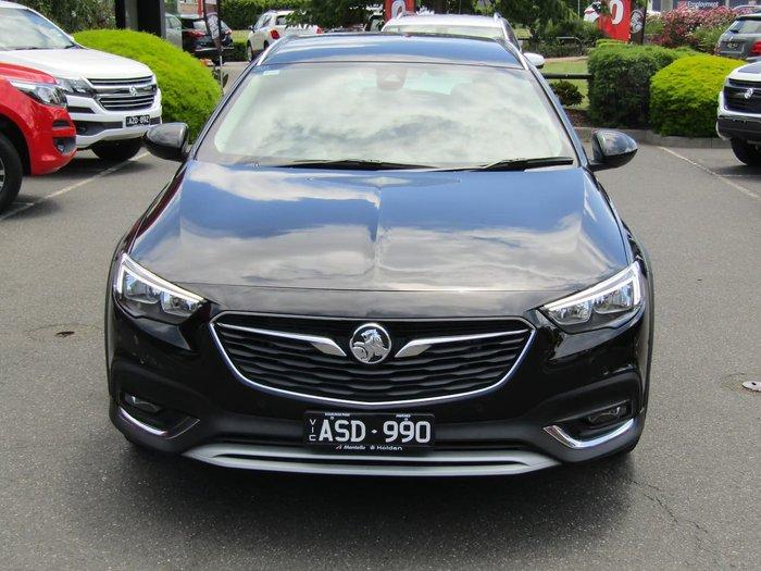 2018 Holden Calais ZB MY18 4X4 On Demand Black