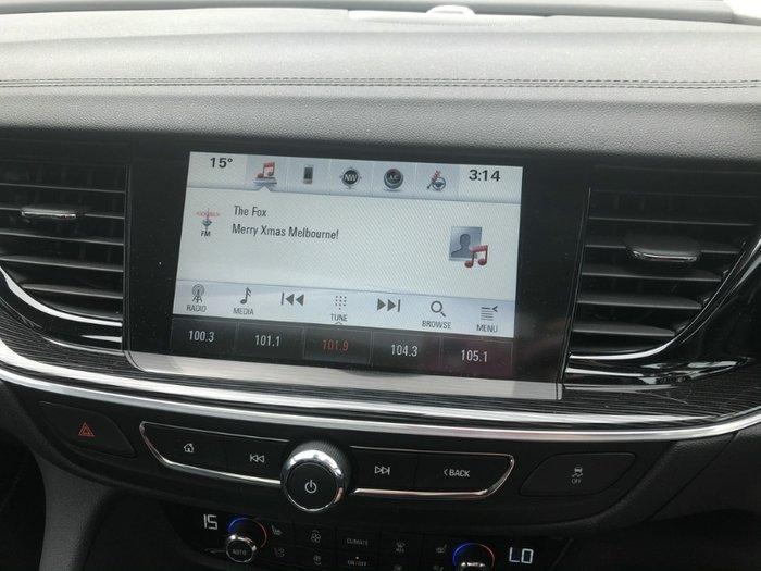 2018 Holden Calais V ZB MY18 4X4 On Demand MINERAL BLACK