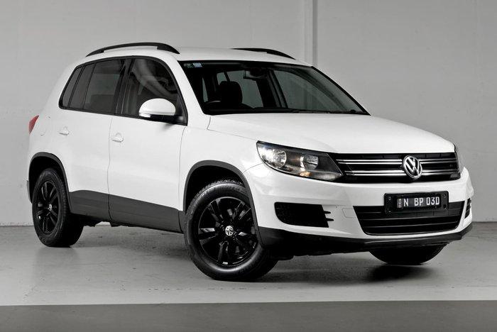 2012 Volkswagen Tiguan 103TDI