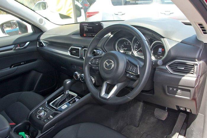 2018 Mazda CX-5 Maxx KF Series 4X4 On Demand Red