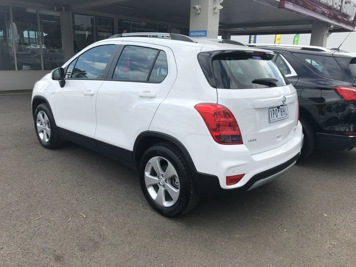 2019 Holden Trax LS TJ MY19 SUMMIT WHITE
