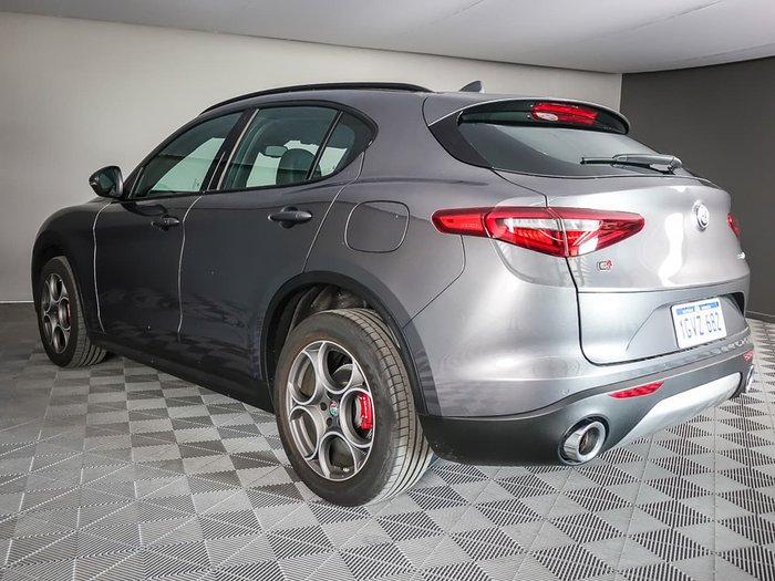 2019 Alfa Romeo Stelvio (No Series) 4X4 On Demand Grey