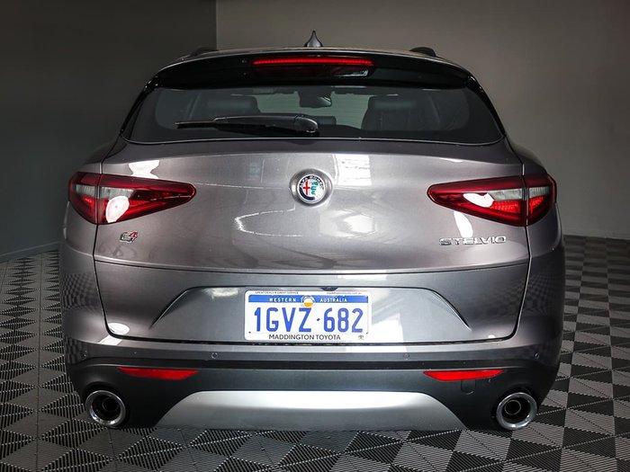 2019 Alfa Romeo Stelvio (No Series) 4X4 On Demand Grey