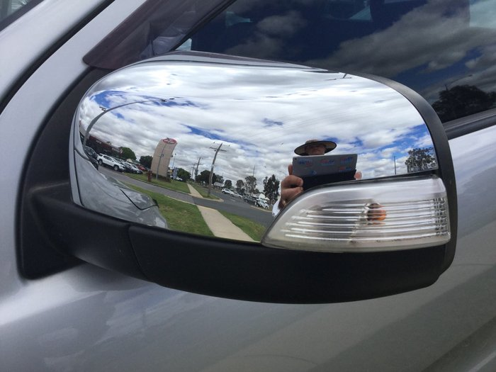 2014 Ford Ranger XLT Hi-Rider PX Silver