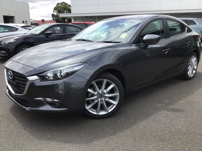 2019 Mazda 3 SP25