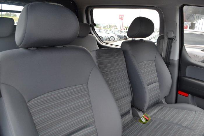 2019 Hyundai iLoad TQ4 MY19 Silver
