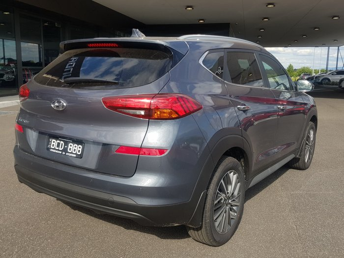 2019 Hyundai Tucson Elite TL3 MY20 Grey