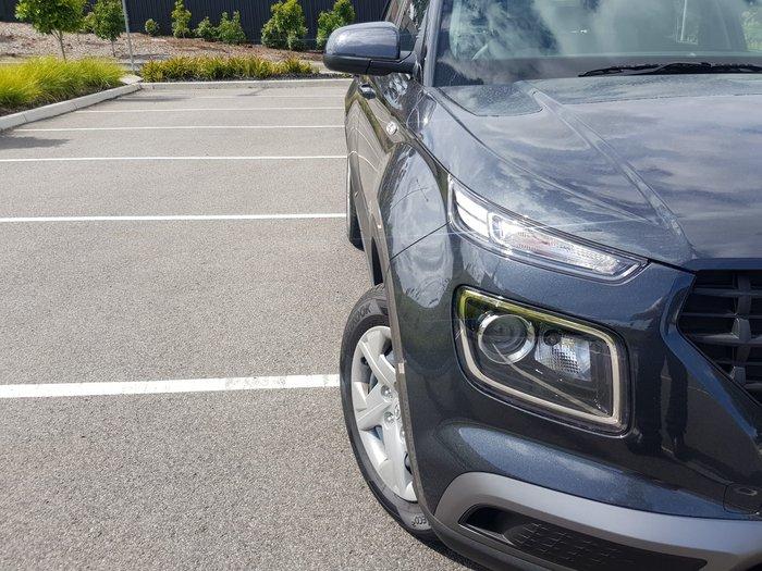 2019 Hyundai Venue Go QX MY20 Grey
