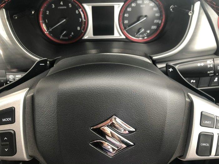 2018 Suzuki Vitara S Turbo LY COOL WHITE