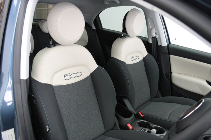 2018 Fiat 500X Amalfi Edition Series 2 Blue