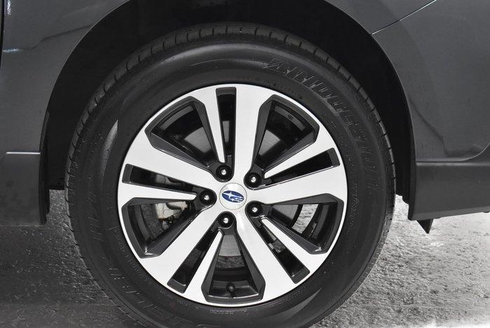 2019 Subaru Outback 2.5i 5GEN MY19 Four Wheel Drive Grey