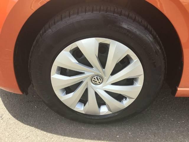 2017 Volkswagen Polo 70TSI Trendline AW MY18 ENERGETIC ORANGE