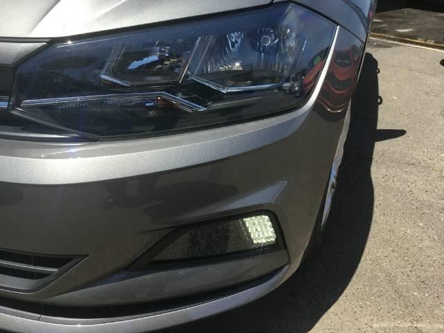 2018 Volkswagen Polo 70TSI Trendline AW MY19 LIMESTONE GREY METALLIC