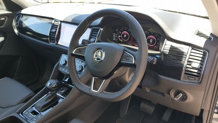 2019 SKODA Kodiaq 132TSI NS MY19 4X4 Grey