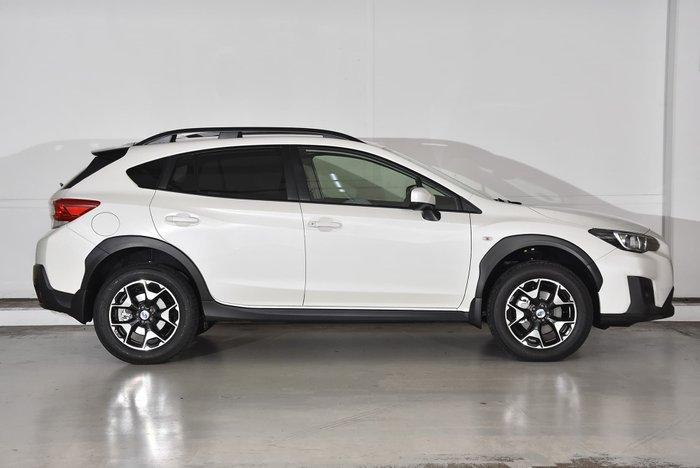 2019 Subaru XV 2.0i Limited Edition G5X MY19 Four Wheel Drive White