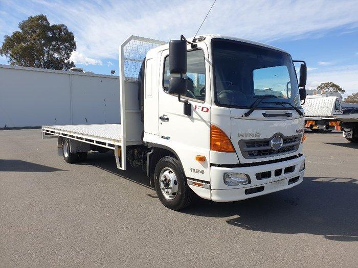 2013 Hino 500 Series FD1126
