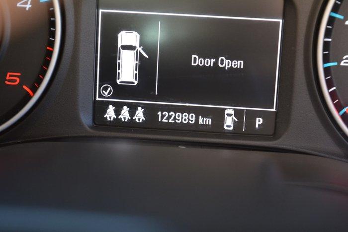 2016 Holden Trailblazer LTZ RG MY17 4X4 Dual Range White