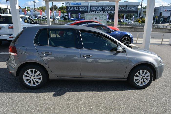2012 Volkswagen Golf 90TSI Trendline VI MY12.5 Grey