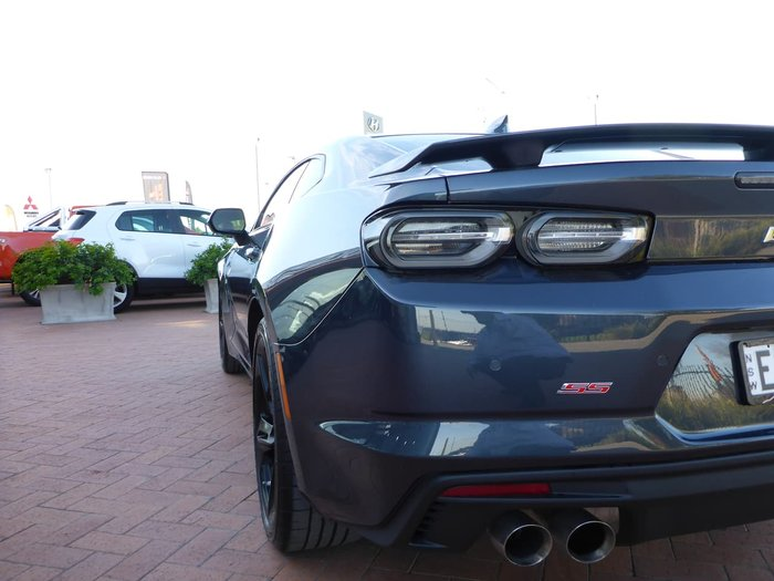 2019 Chevrolet Camaro 2SS MY19 Grey