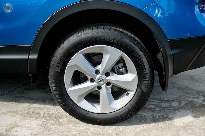 2019 Nissan QASHQAI ST+ J11 Series 2 Blue