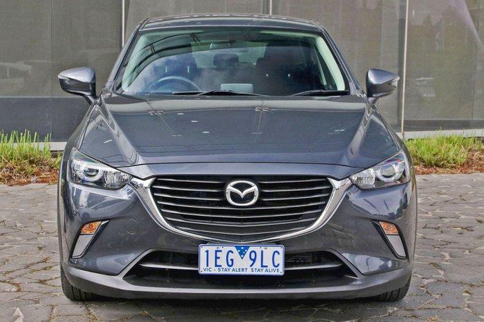 2015 Mazda CX-3 Maxx DK Grey