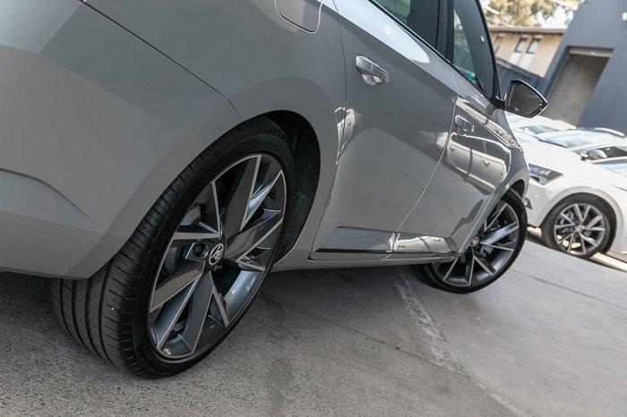 2018 SKODA Superb 206TSI SportLine NP MY18.5 4X4 Constant Silver