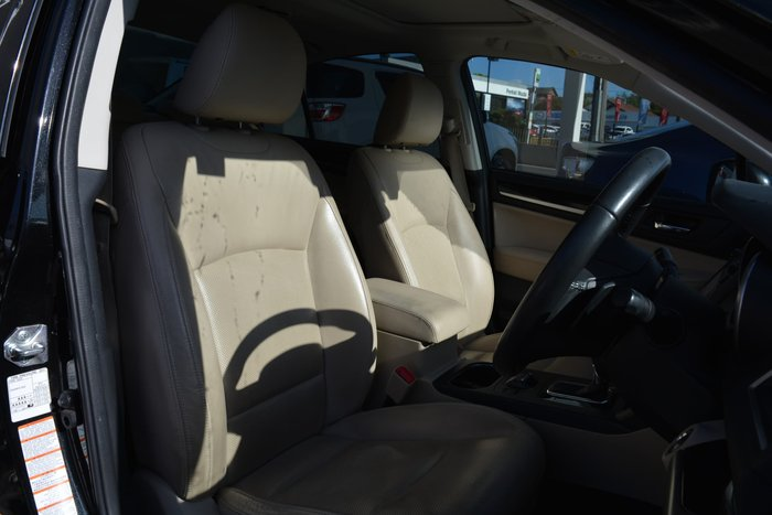 2015 Subaru Liberty 2.5i Premium 6GEN MY15 Four Wheel Drive Black