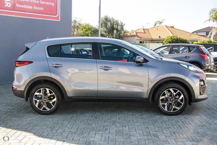2019 Kia Sportage SX+ QL MY20 Grey