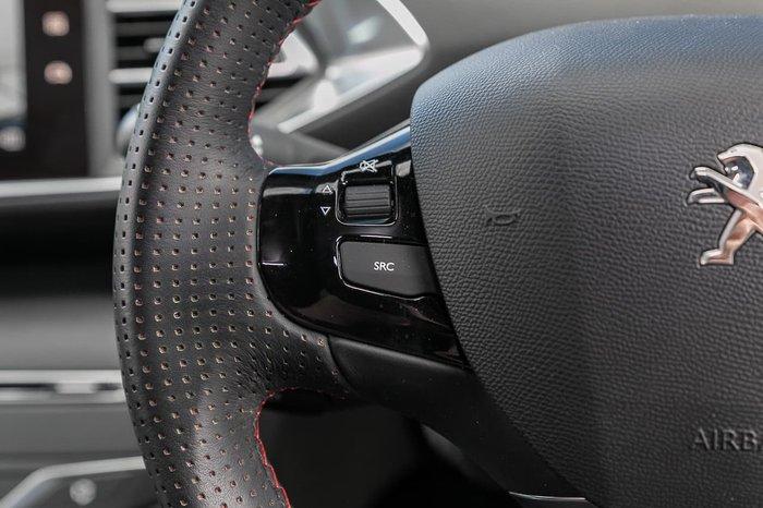 2018 Peugeot 308 GTi 270 T9 MY18 Grey