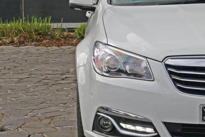 2016 Holden Calais VF Series II MY16 White