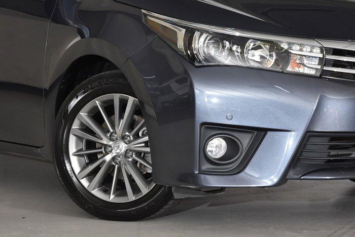 2014 Toyota Corolla ZR ZRE172R Blue