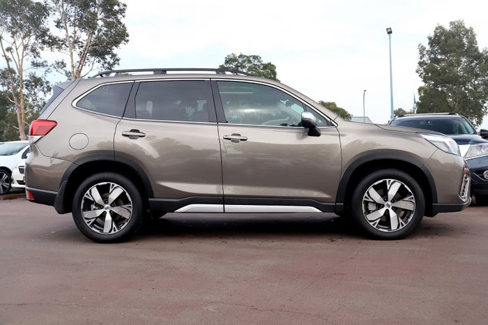 2019 Subaru Forester 2.5i-S S5 MY19 Four Wheel Drive Bronze