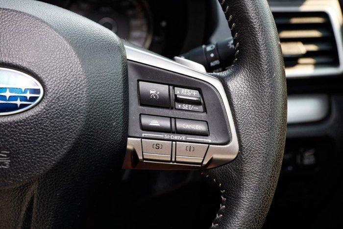 2015 Subaru Forester 2.5i-S S4 MY15 Four Wheel Drive Bronze