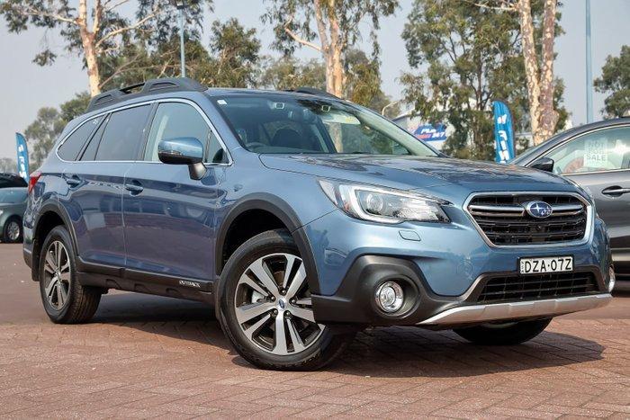 2018 Subaru Outback 2.0D Premium 5GEN MY18 Four Wheel Drive Grey