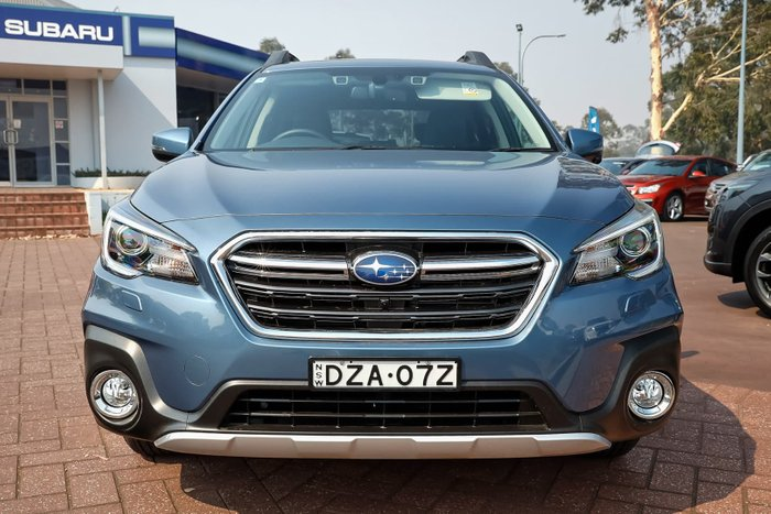 2018 Subaru Outback 2.0D Premium 5GEN MY18 Four Wheel Drive Grey