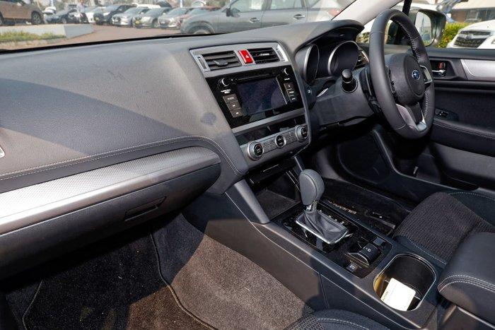 2018 Subaru Liberty 2.5i 6GEN MY18 Four Wheel Drive White