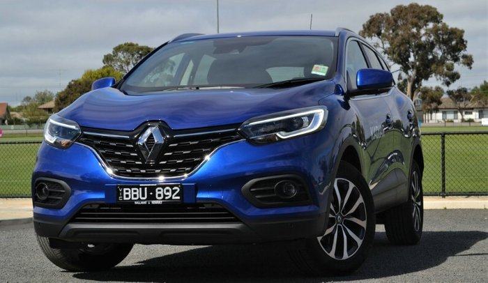 2019 Renault Kadjar Zen XFE IRON BLUE