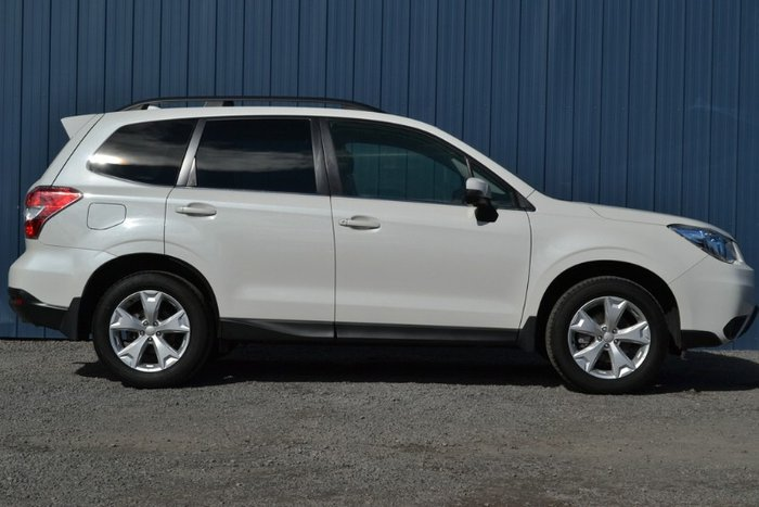 2015 Subaru Forester 2.5i-L S4 MY15 Four Wheel Drive CRYSTAL WHITE PEARL