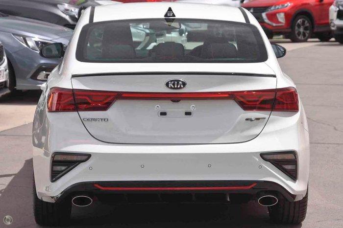 2019 Kia Cerato GT BD MY20 White
