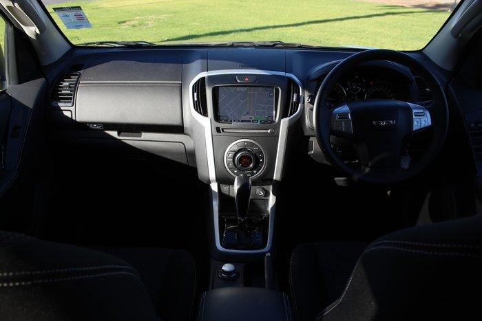 2019 Isuzu MU-X LS-U MY19 4X4 Dual Range Grey
