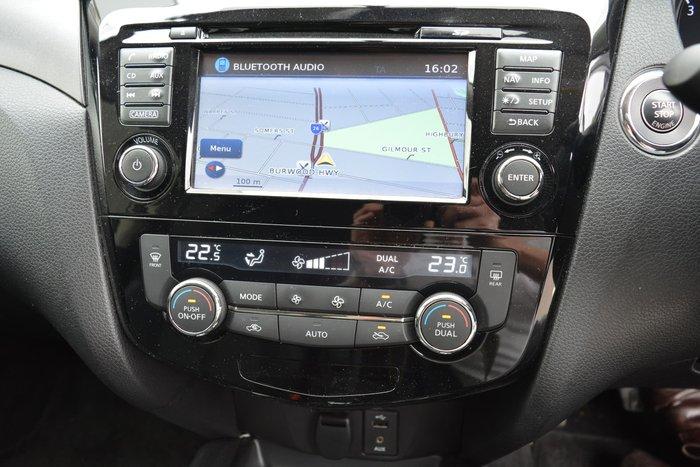 2016 Nissan X-TRAIL ST-L T32 4X4 On Demand Grey