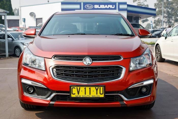 2014 Holden Cruze SRi-V JH Series II MY14 Red