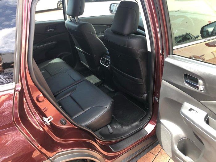 2015 Honda CR-V VTi-L RM Series II MY16 4X4 On Demand Red