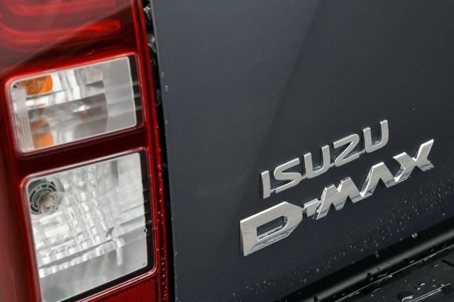 2019 Isuzu D-MAX LS-T MY19 4X4 Dual Range OBSIDIAN GREY