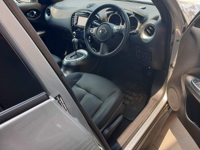 2018 Nissan JUKE Ti-S F15 MY18 4X4 On Demand Silver